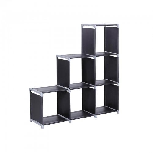 Meuble Modulable 6 Cubes