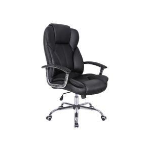 Chaise de bureau rembourrée