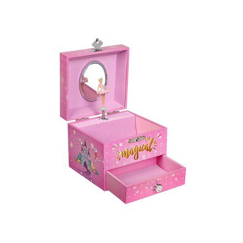 Boîte à bijoux magical