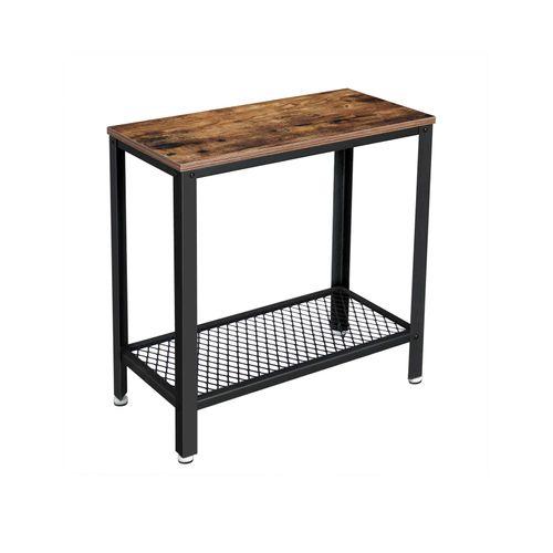 Table console grille industriel