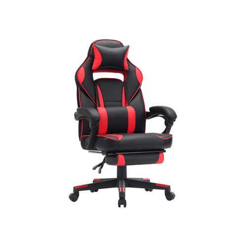 Chaise gaming rouge