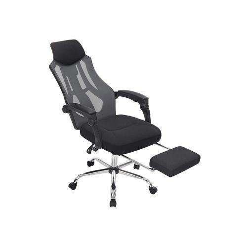 Chaise respirante noir
