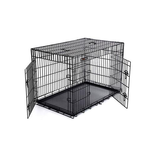 Cage animal XXL noir
