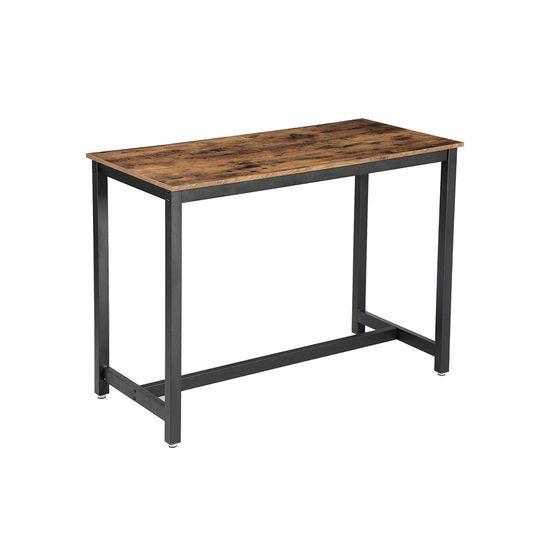 Table de bar industriel