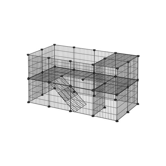 Enclos modulable petits animaux L