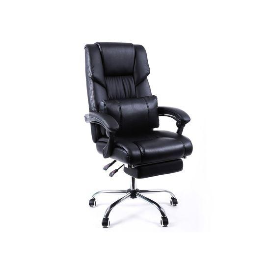 Chaise de bureau repose-pieds