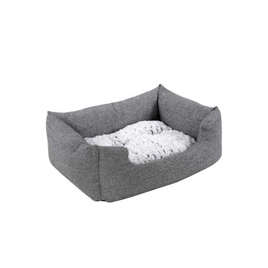 Panier pour chien M gris