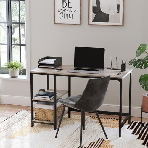 Un bureau décent est indispensable pour mieux travailler à la maison.