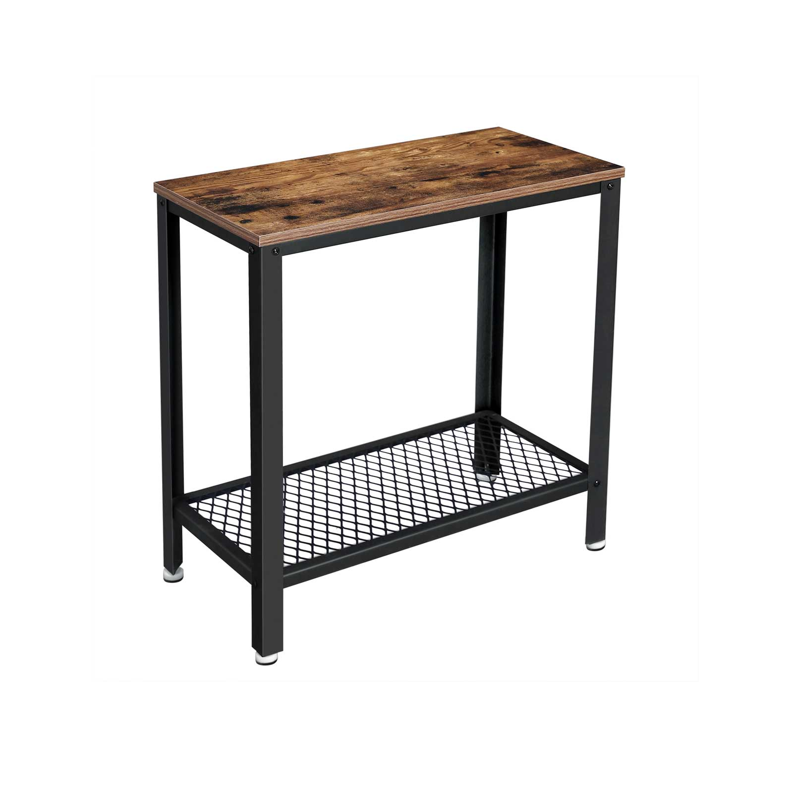 Table console grille industriel